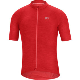GORE WEAR C3 Jersey Heren, red